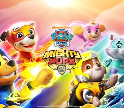 Paw Patrol Mighty Pups Charged Up online
