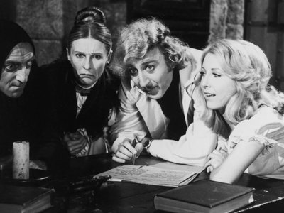 watch Young Frankenstein streaming