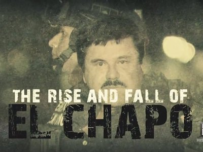 watch The Rise and Fall of El Chapo streaming