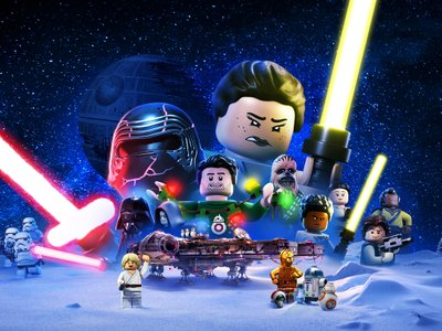 watch The Lego Star Wars Holiday Special streaming