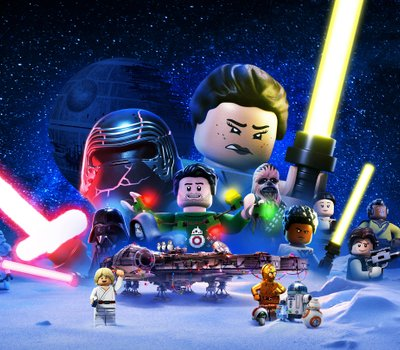 The Lego Star Wars Holiday Special online