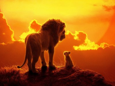 watch The Lion King streaming