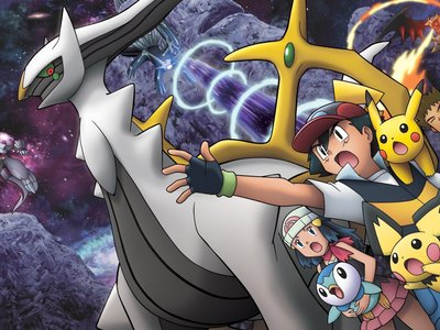 watch Pokémon: Arceus and the Jewel of Life streaming