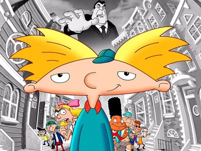 watch Hey Arnold! The Movie streaming