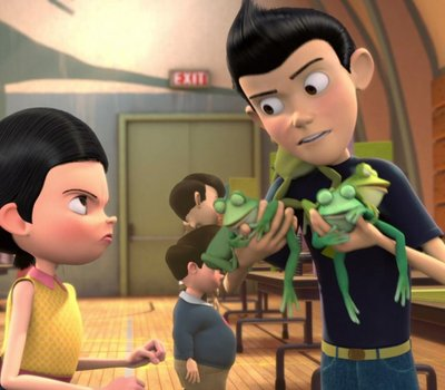 Meet the Robinsons online