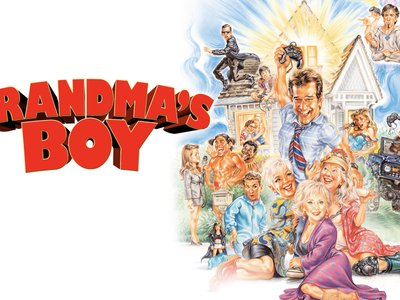 watch Grandma's Boy streaming