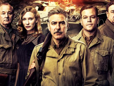 watch The Monuments Men streaming