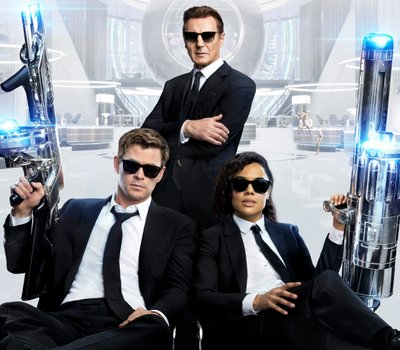 Men in Black: International online