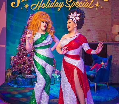 The Jinkx and DeLa Holiday Special online
