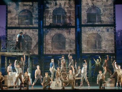 watch Newsies: The Broadway Musical streaming