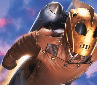 The Rocketeer online