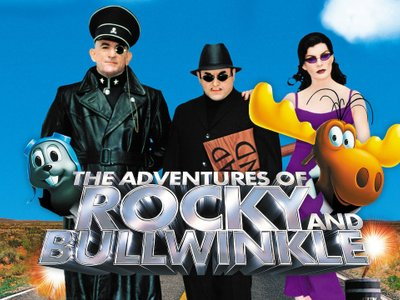 watch The Adventures of Rocky & Bullwinkle streaming