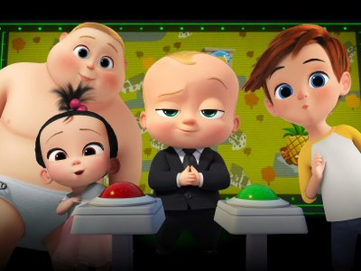 watch The Boss Baby: Get That Baby! streaming