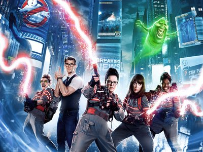 watch Ghostbusters streaming