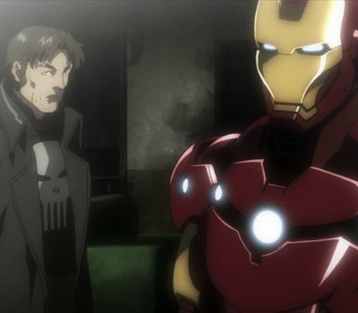 Iron Man: Rise of Technovore online