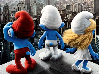 watch The Smurfs streaming