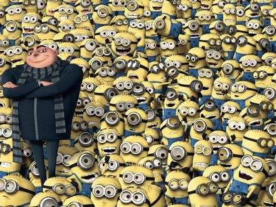 watch Despicable Me streaming