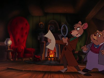 watch The Great Mouse Detective streaming