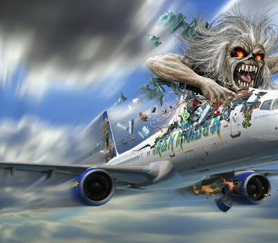 Iron Maiden: Flight 666 online
