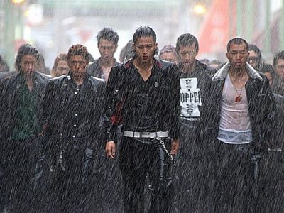 watch Crows Zero streaming