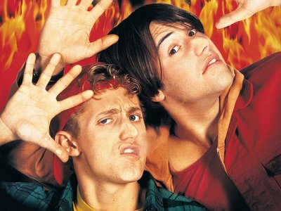 watch Bill & Ted's Bogus Journey streaming