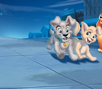 Lady and the Tramp II: Scamp's Adventure online