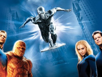watch Fantastic Four: Rise of the Silver Surfer streaming