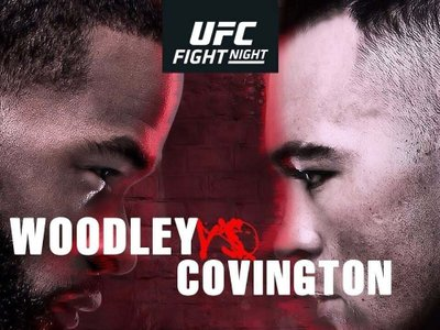 watch UFC Fight Night 178: Covington vs. Woodley - Prelims streaming
