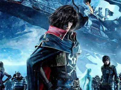 watch Space Pirate Captain Harlock streaming