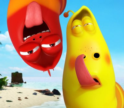 The Larva Island Movie online