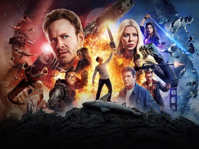 watch Sharknado 4: The 4th Awakens streaming