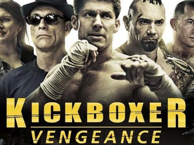 watch Kickboxer: Vengeance streaming
