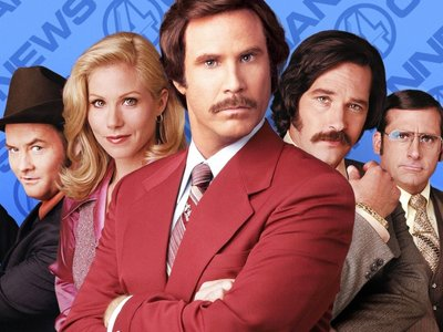 watch Anchorman: The Legend of Ron Burgundy streaming