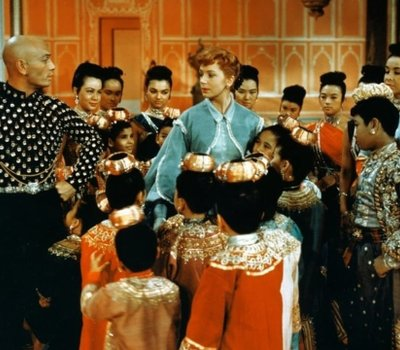 The King and I online