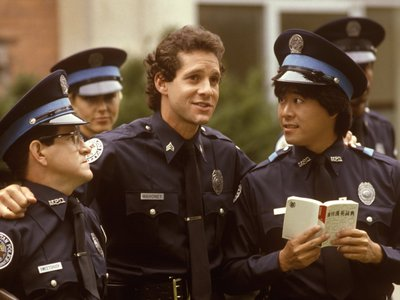 watch Police Academy 3: Back in Training streaming