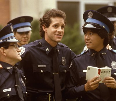 Police Academy 3: Back in Training online