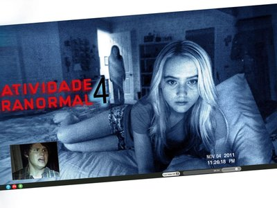 watch Paranormal Activity 4 streaming