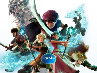 watch Dragon Quest: Your Story streaming