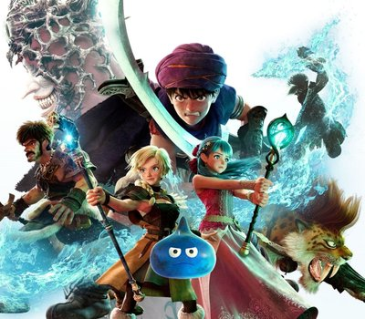 Dragon Quest: Your Story online