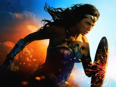watch Wonder Woman streaming