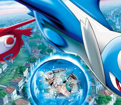 Pokémon Heroes: Latios and Latias online