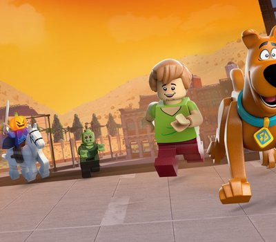 Lego Scooby-Doo!: Haunted Hollywood online