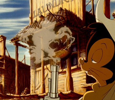 An American Tail: Fievel Goes West online