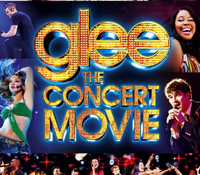 Glee: The Concert Movie online