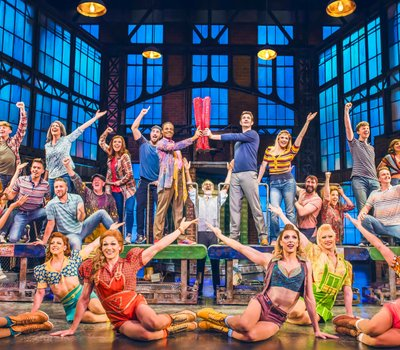 Kinky Boots: The Musical online