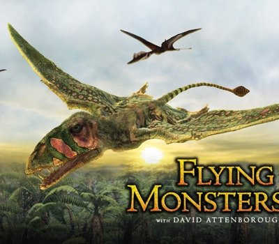 Flying Monsters 3D with David Attenborough online