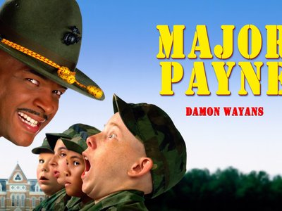 watch Major Payne streaming