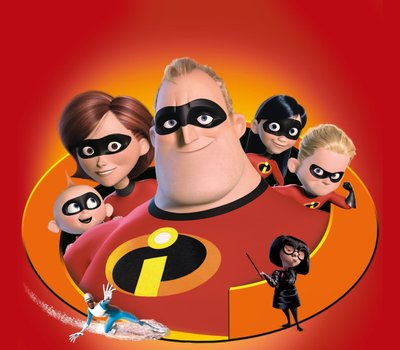 The Incredibles online