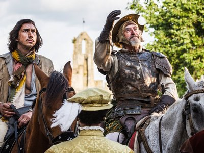 watch The Man Who Killed Don Quixote streaming
