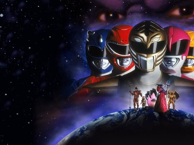 watch Mighty Morphin Power Rangers: The Movie streaming
